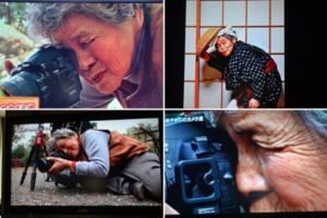 西本美喜子的攝影新視界,88歲推出第一本寫真書