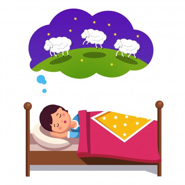 小孩子失眠